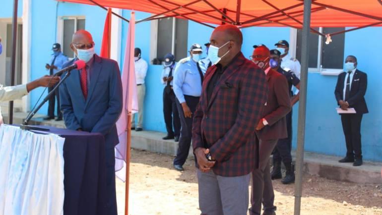 Delegado do Minint orienta ao SIC maior dedicação no combate ao crime no Bengo
