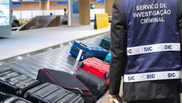 Detida angolana que traficava droga do Brasil para Angola e Namíbia